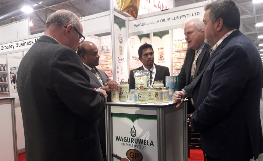 Sri Lanka's first ever participation at Grocery Innovation Canada (GIC) 2019